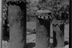 Tambor, meião e quereré ou crivador - 1938