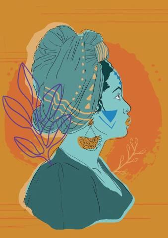 ilustração de Amanda Daphne