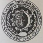Perfil representativo de Maria Firmina dos Reis Homenagem ao Sesquicentenário de nascimento de Maria Firmina dos Reis, MA (11/10/1975).