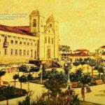 Local ande aconteciam comícios abolicionistas promovidos pelos estudantes. Foto (1908). Largo do Carmo. Fonte: Revista do Norte, via: Blog Iba Mendes: Fotos antigas de cidades do Maranhão.