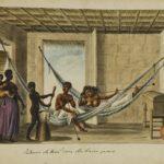 Imagem 1: Aquarela (1820/22). Guillobel, Joaquim Cândido, 1787-1859. Coleção Usos e costumes dos habitantes da cidade de S. Luís do Maranhão Fonte: Brasiliana Iconográfica.