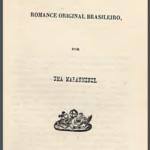 Úrsula: romance original brasileiro. São Luiz: Typographia do Progresso, 1859.