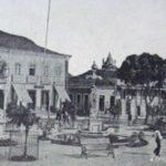 Foto (1903). Praça João Lisboa. Fonte: Revista do Norte, via: Blog Iba Mendes: Fotos antigas de cidades do Maranhão.