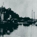 Foto (1906). Porto do Anil. Fonte: Revista do Norte, via: Blog Iba Mendes: Fotos antigas de cidades do Maranhão.