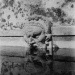 (Foto) 1948. Pierre Verger. Imagens do Maranhão - Carranca da Fonte do Ribeirão Fonte: Museu Afrodigital da UFMA.