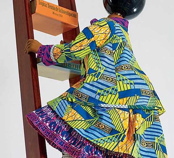 "Yinka Shonibare – Mostra ""POP""(2013) Fonte: Stephen Friedman Gallery ."