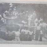 """Lançamento do """"Carimbo Comemorativo"""" realizado no Museu Histórico e Artístico do Maranhão, presidido pelo Oswaldo Nunes freire."""