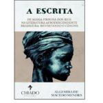 Imagem associada à Maria Firmina Capa do livro de Algemira Macêdo Mendes (2016)